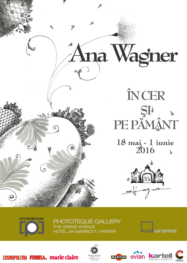 ana wagner in cer si pe pamant