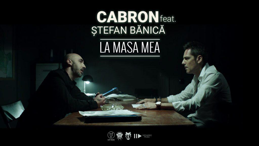 Cabron feat. Stefan Banica - La masa mea_artwork