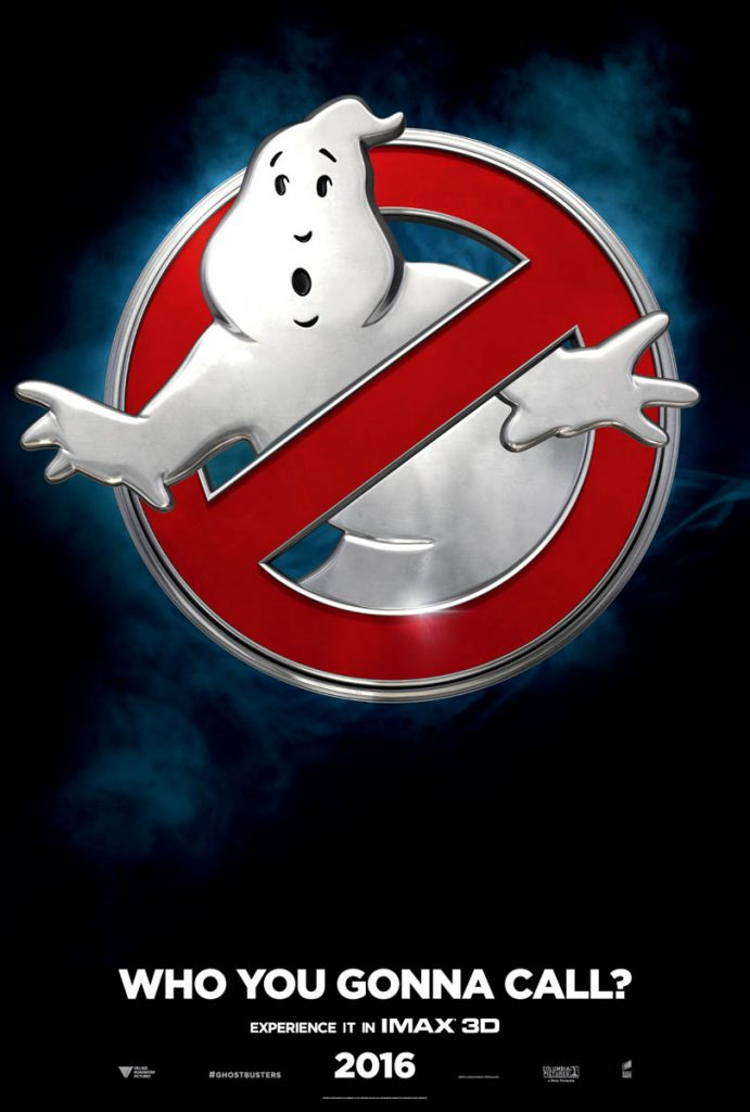 Ghostbusters 2_IMAX Poster