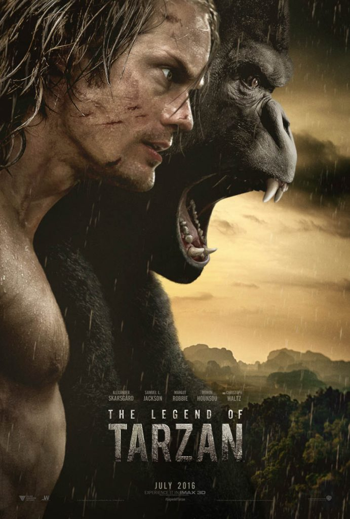 The Legend of Tarzan_IMAX Posters 1