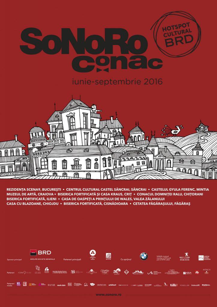 afis general Sonoro Conac 2016