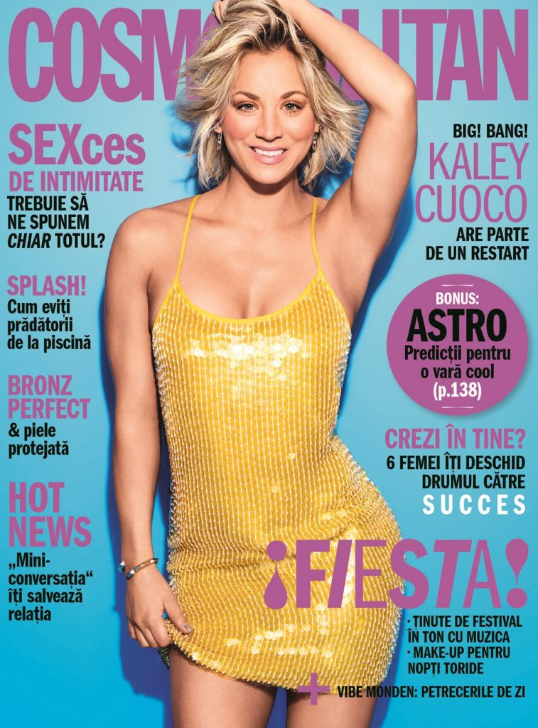 cosmopolitan iulie 2016