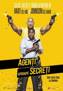poster central intelligence