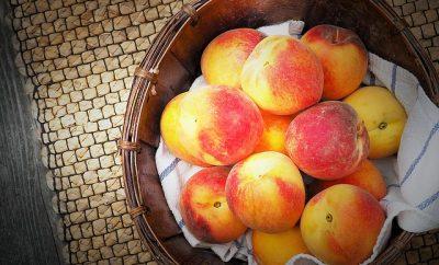 retete cu fructe si legume de vara, piersici in cos