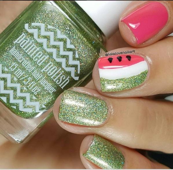 watermelonnails