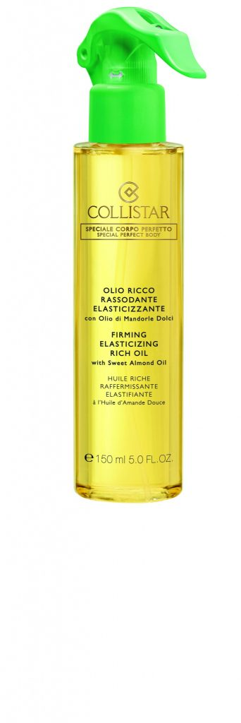 Collistar firming elasticizing rich oil with sweet almond oil – 163lei