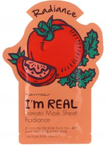 I'm real Tomato mask sheet