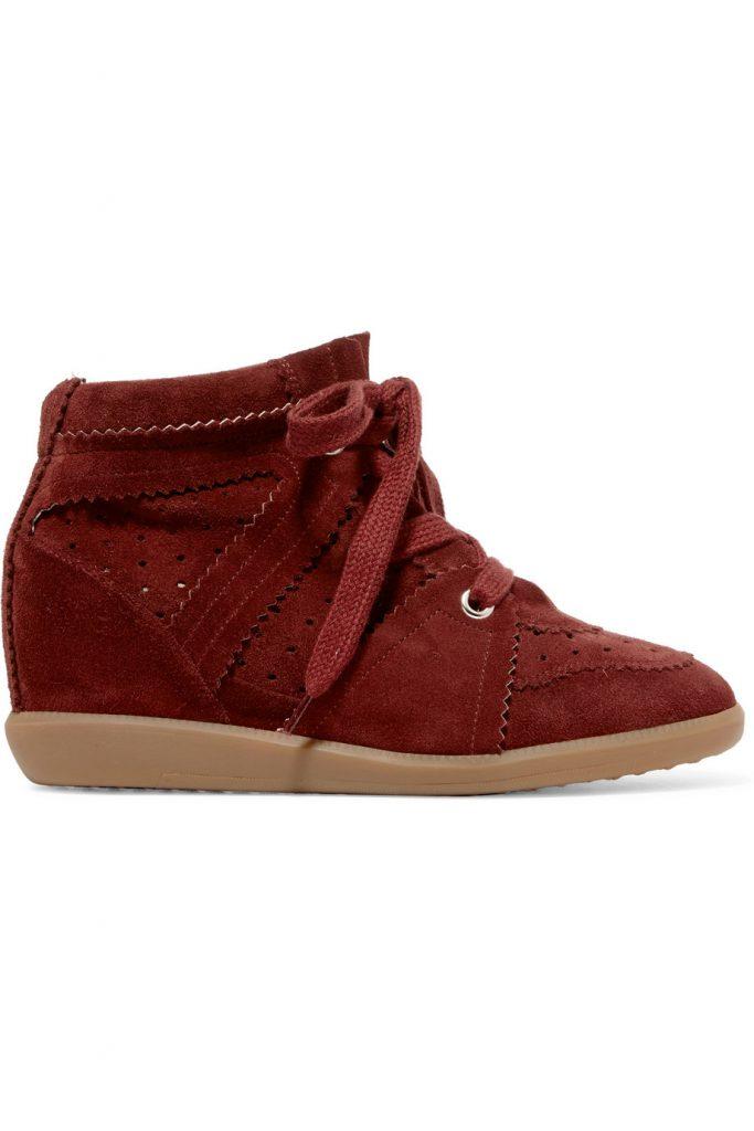 Pantofi Sport Isabel Marant Selectie Alexandra Bucur