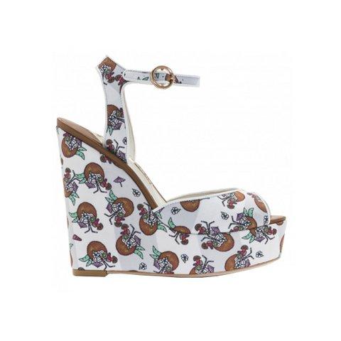 sandale cu platforma sophia webster