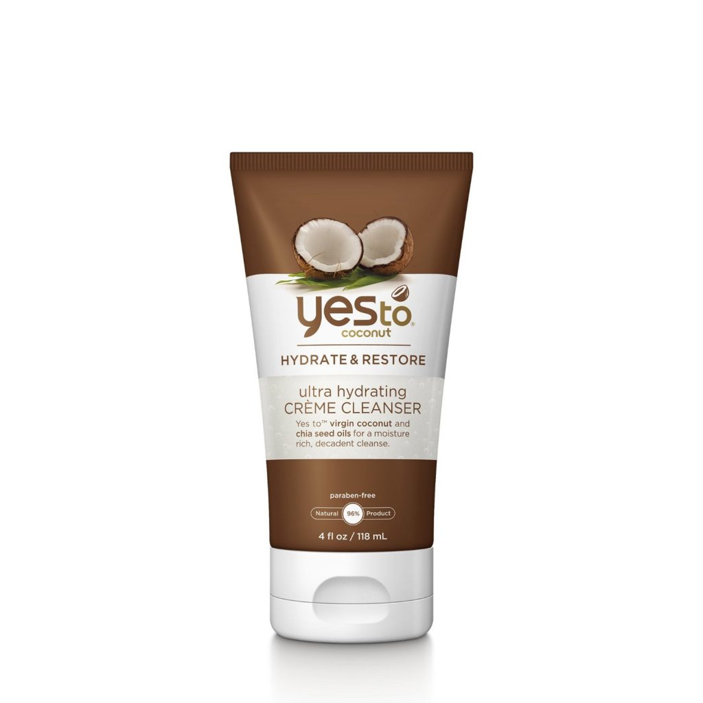 yes to coconut ultra hydrating cream cleanser