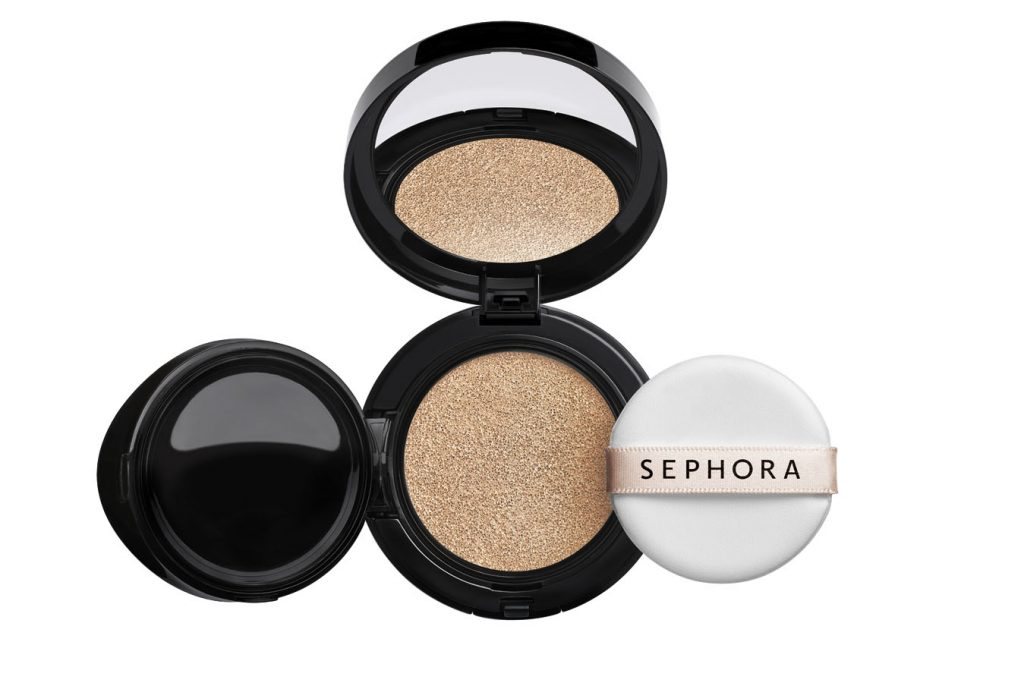 Sephora Wonderful cushion foundation, 96 lei
