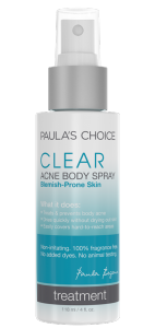 Paula's Choice Clear Acne Body Spray, 118 lei