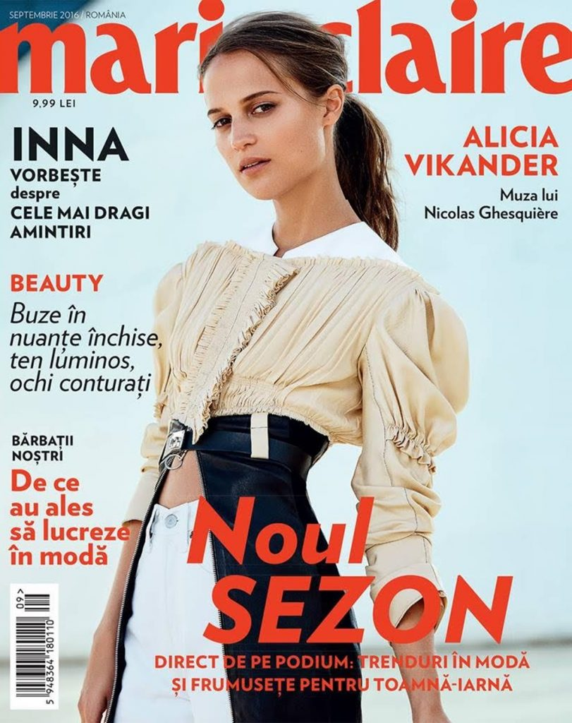 marie claire septembrie 2016