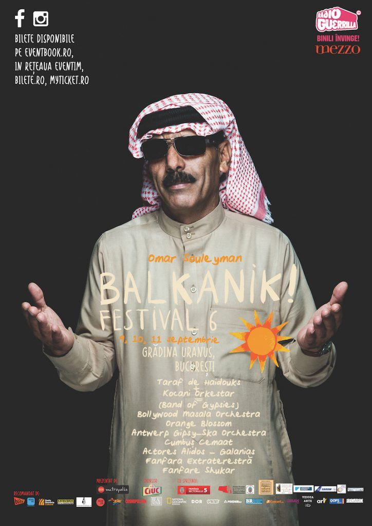 Afis Balkanik Festival