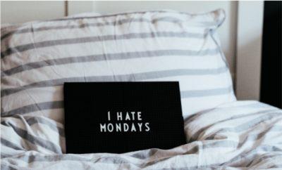 fobia zilei de luni