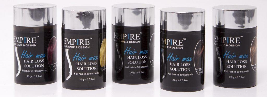 Empire Hair Max Hair loss solution