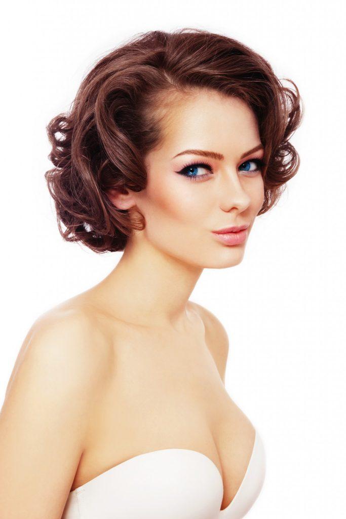 coafuri de nuntă în tendințe pentru toate lungimile de păr