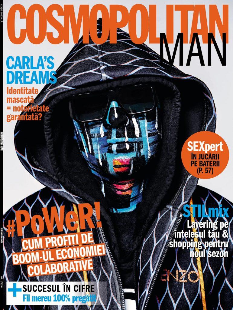 Cosmopolitan Man