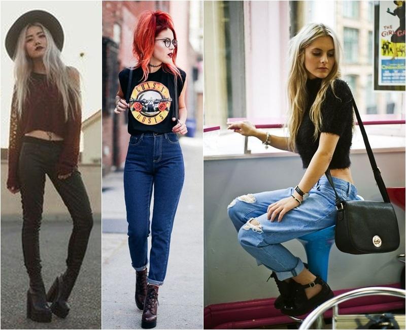 tendinte-iarna-2016-2017-grunge-fashion