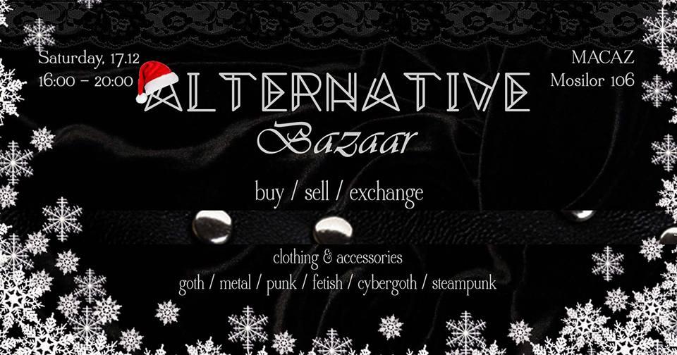 alternative bazaar christmas edition