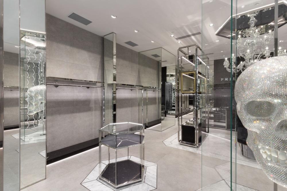 philipp plein magazin Romania luxury