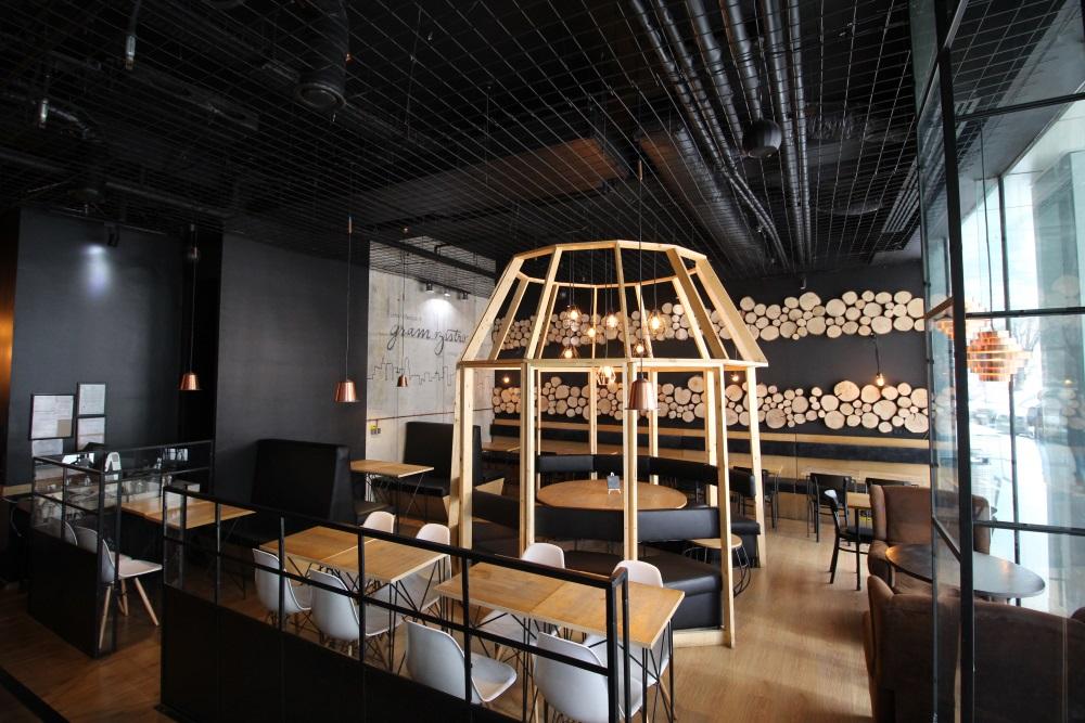 restaurant Gram Bistro