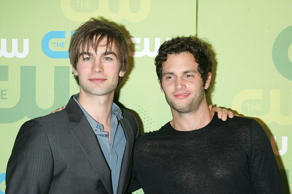 Chase Crawford și Penn Badgley