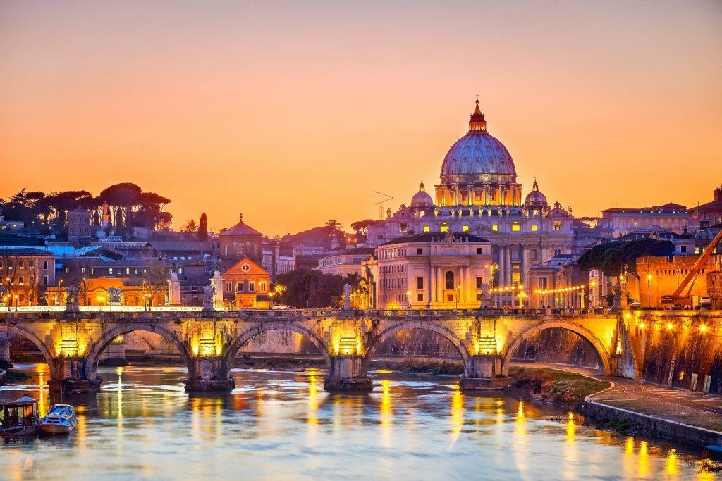Roma, Florența sau Napoli