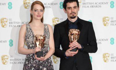 Emma Stone Si Damien Chazelle, BAFTA 2017