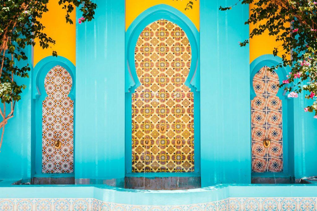 moschee Marrakech