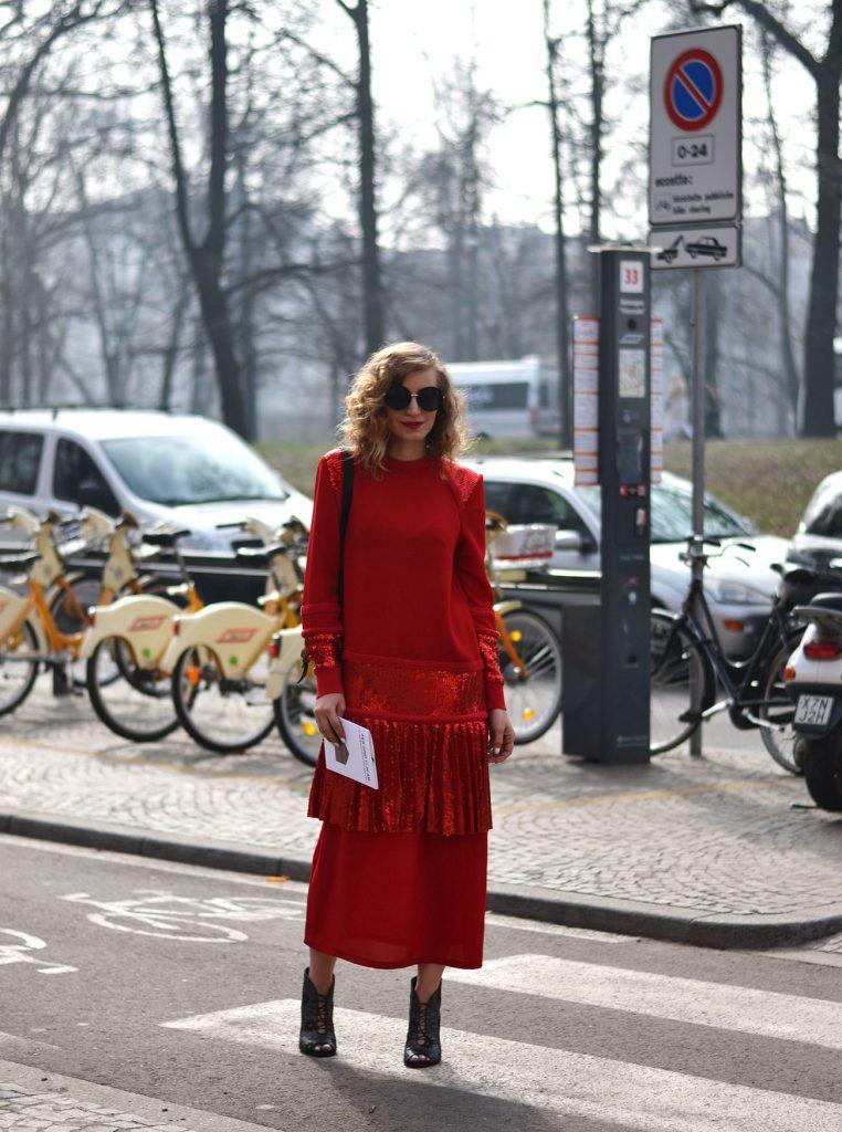 street style milan fashion week fall winter 2017
