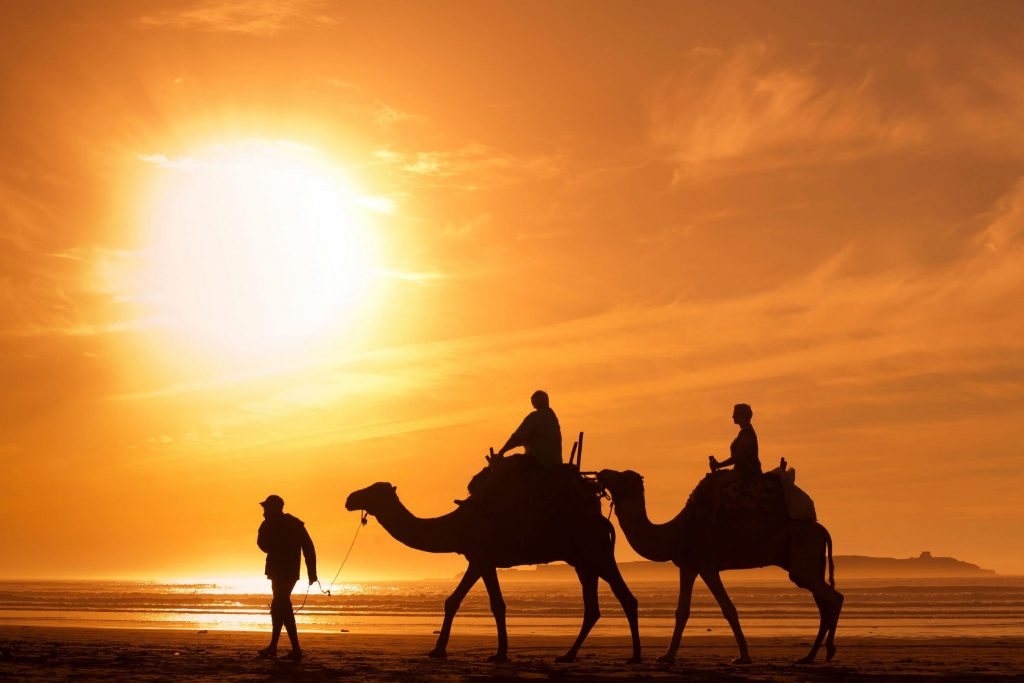 turisti Marrakech