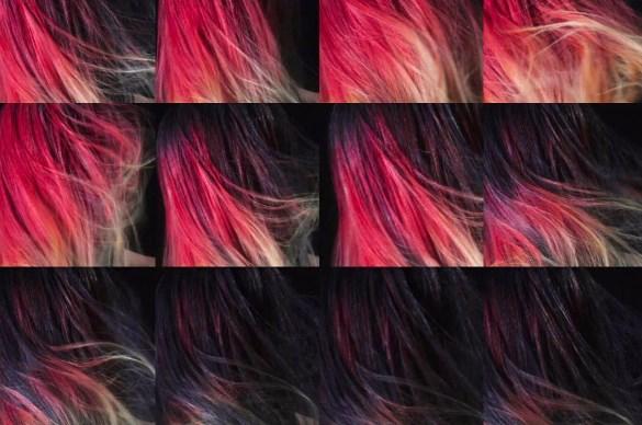 A Fost Lansată Vopseaua De Păr Care își Schimbă Culoarea