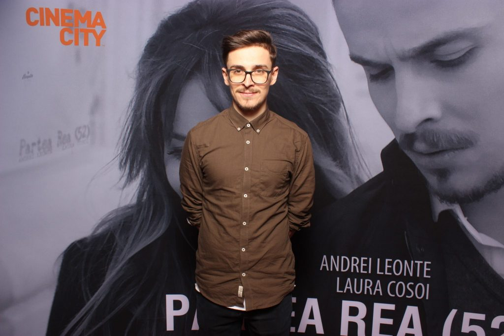 1. Andrei Leonte