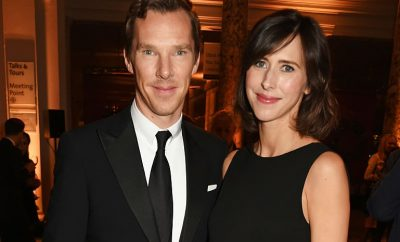 Benedict Cumberbatch și soția sa, Sophie Hunter