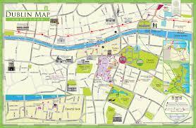 Harta Dublin Cosmopolitan Ro