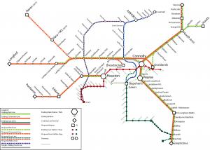 harta metrou dublin