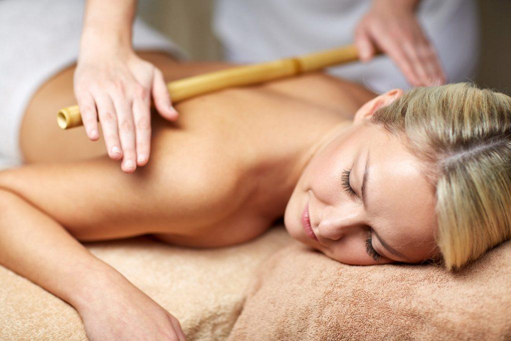 masajul de relaxare bambus