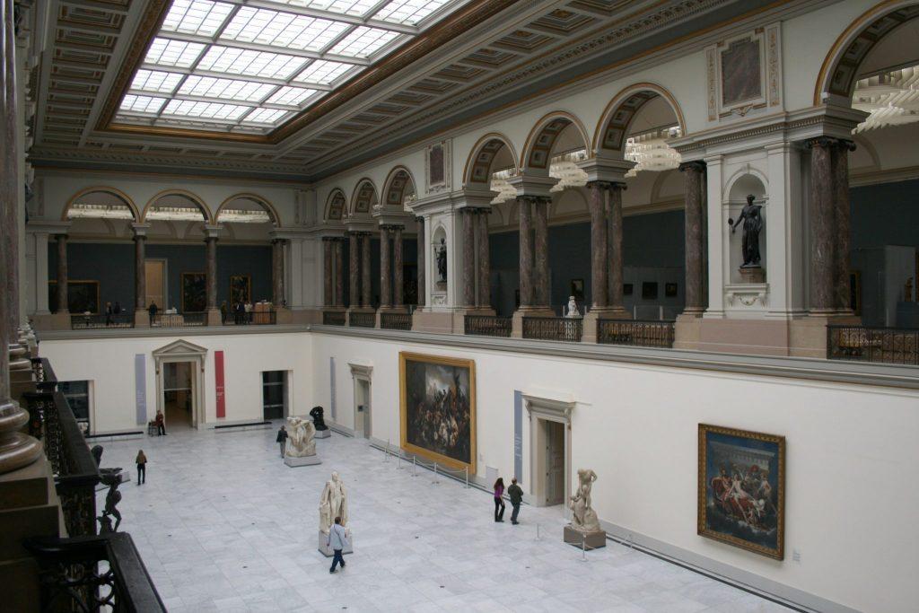 Muzeele Regale de Artă Frumoasă