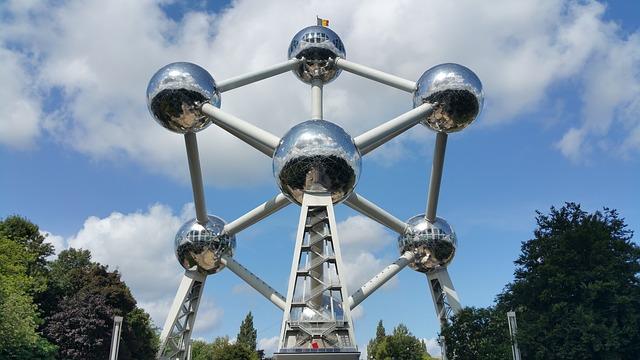 Monumentul Atomium