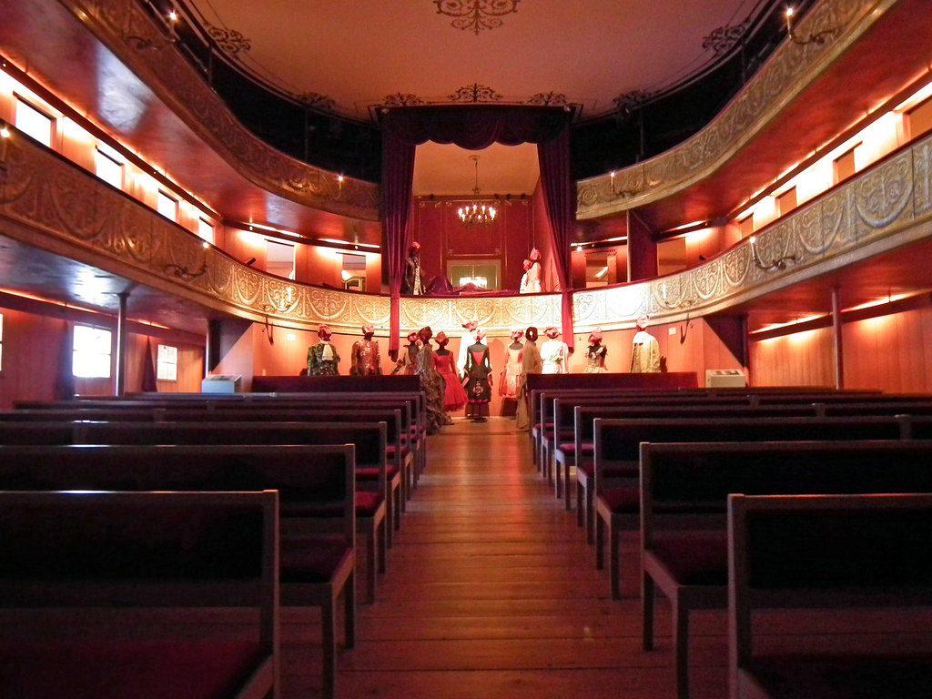 Muzeul Teatrului Copenhaga