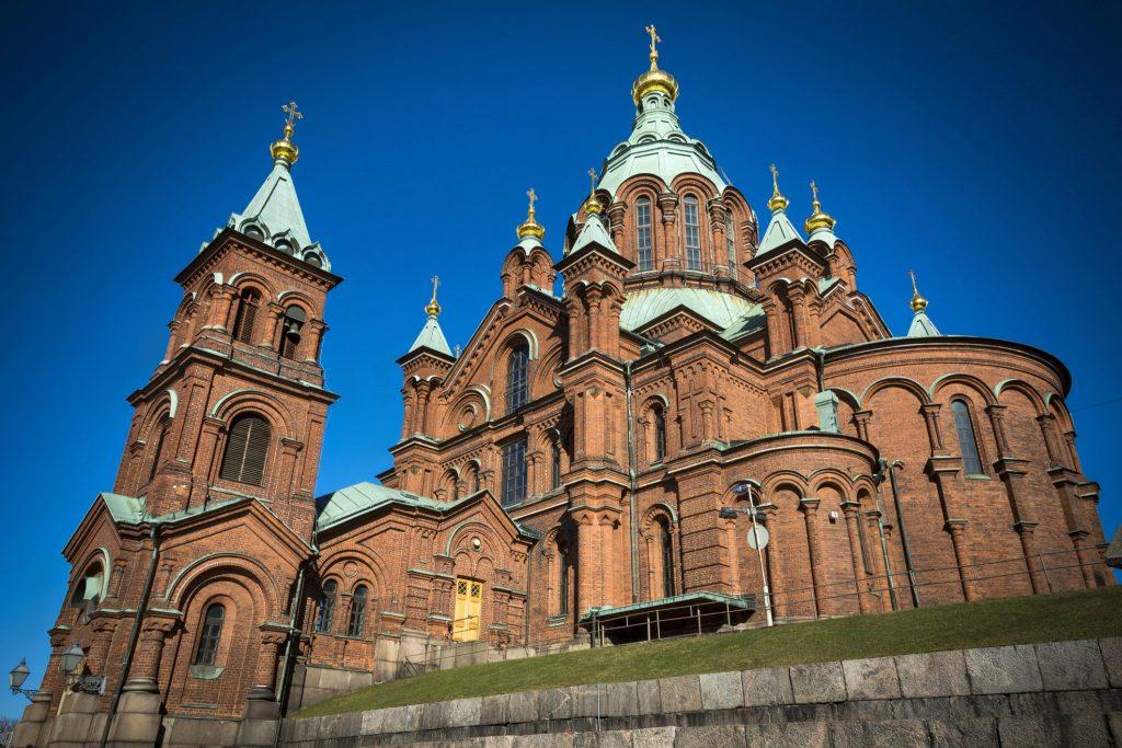 Catedrala Uspensky helsinki