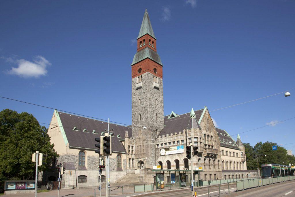 Muzeul Național helsinki