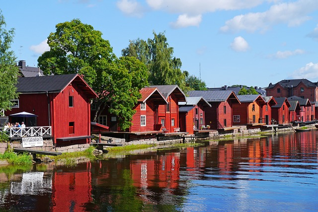 porvoo finlanda obiective turistice