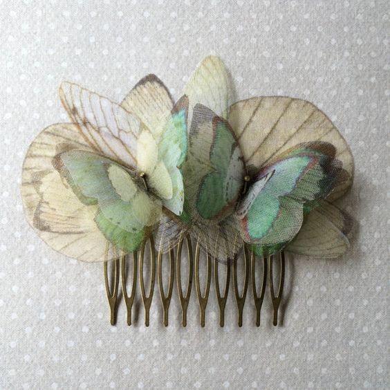 accesoriu par fluturi