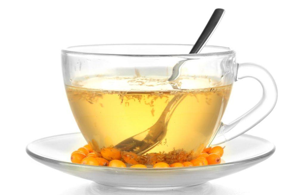 ceai de catina