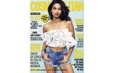 cosmopolitan iulie 2017