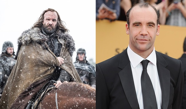 "Sandor ""The Hound"" Clegane/Rory McCann"