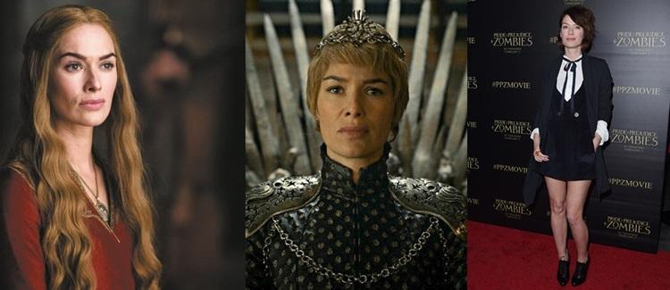 Cersei/Lena Headey