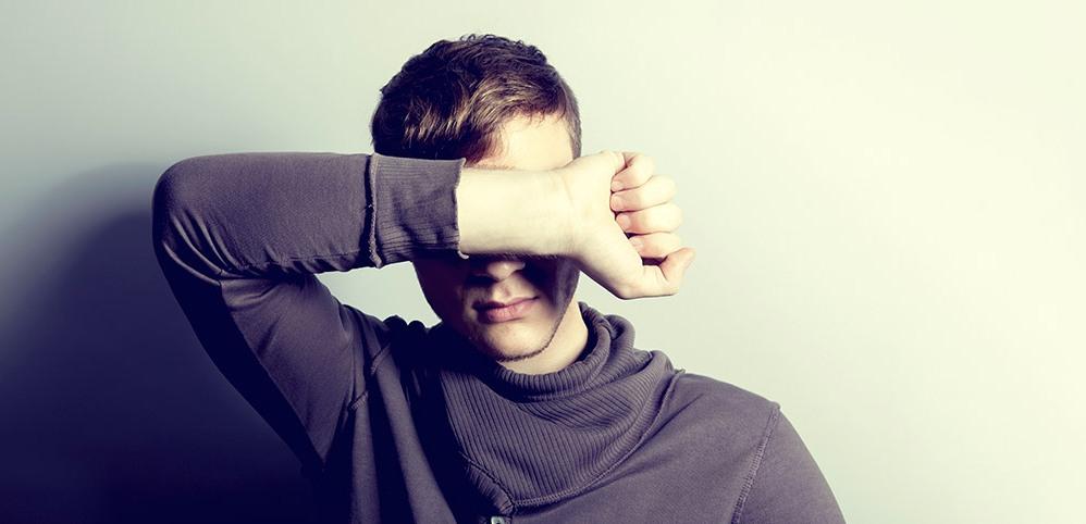 depresia la barbati